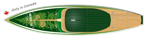 Rogue Drifter Canada Stand Up Paddleboard