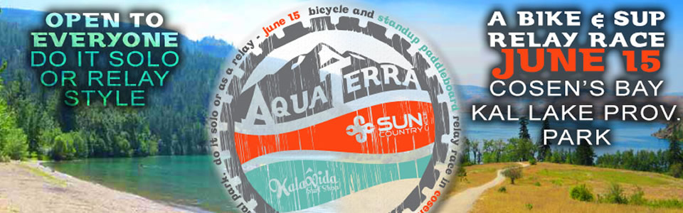 AquaTerra coming June 15th to Kalamalka Lake