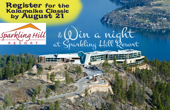 Sparkling Hill Resort