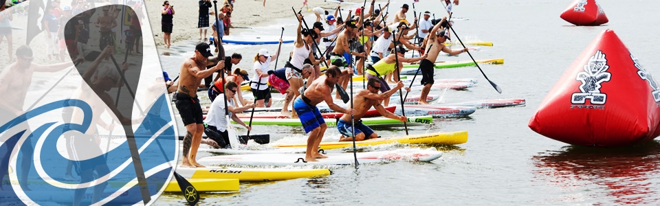 Vancouver SUP Challenge is coming tomorrow!