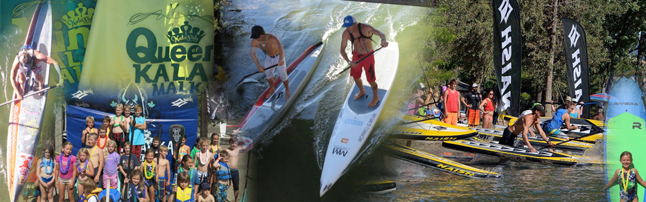 Kids and Canadian Titles highlight the Kalamalka Classic SUP Festival