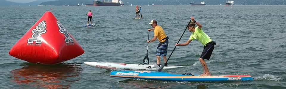 Photos from the 2014 Vancouver SUP Challenge