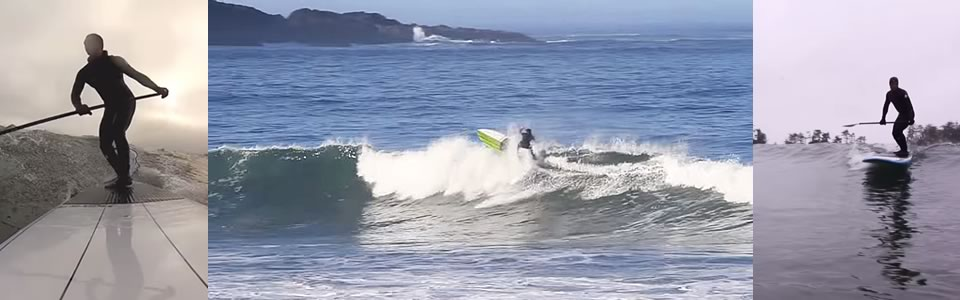 Great deals on Tofino SUP Surf Courses