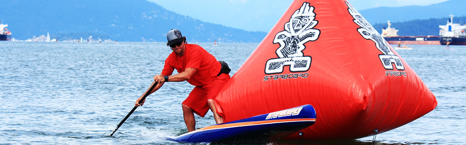 The #1 Standup Paddleboard Race in Vancouver is Back!