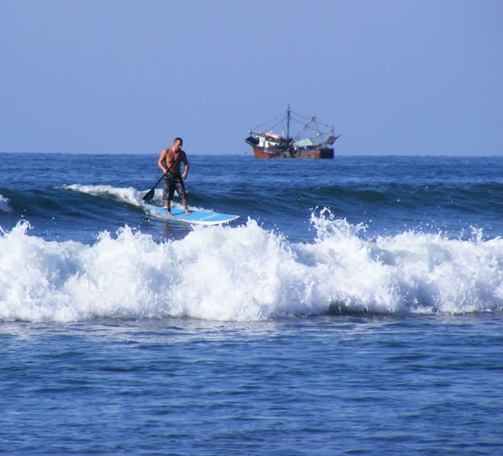 jj stand up surf