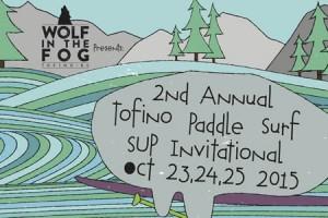 2015 Tofino Paddle Surf Invitational