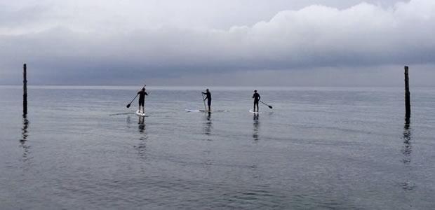 Qualicum Beach Paddle Board Rentals