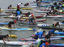 Vancouver SUP Challenge Video - 2015
