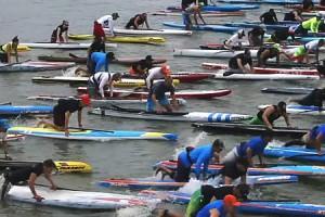 Vancouver SUP Challenge Video - 2015