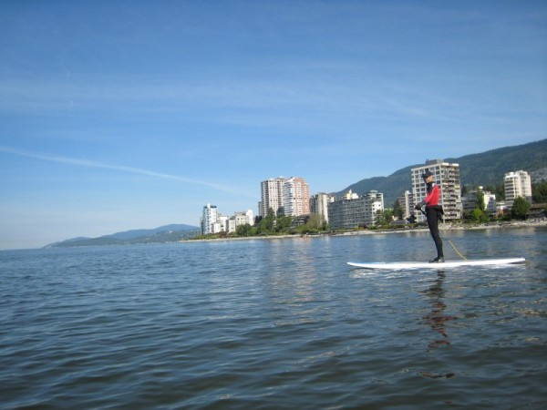 Ambleside Stand Up Paddleboarding