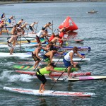 Vancouver Standup Paddleboard Challenge - 2014