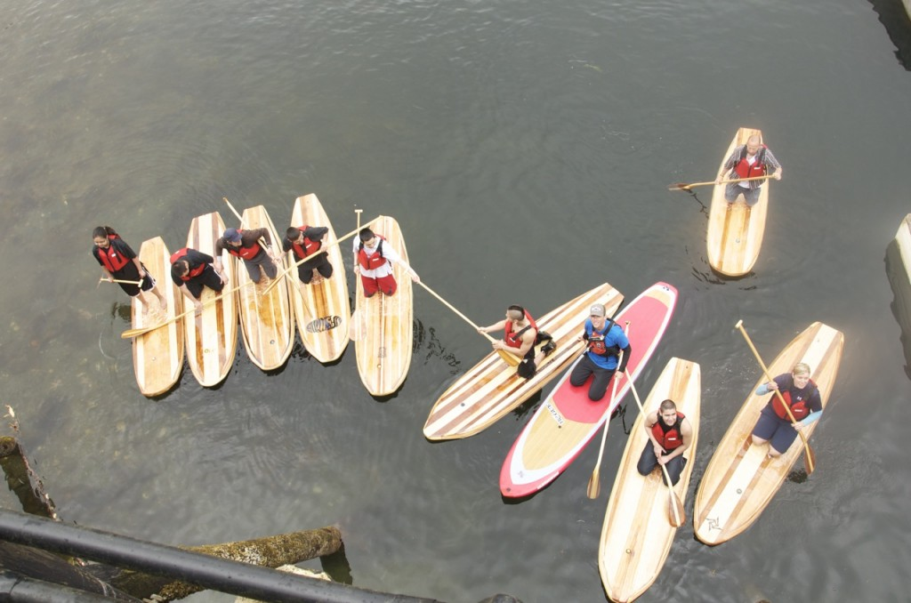 stand-up-paddleboarders
