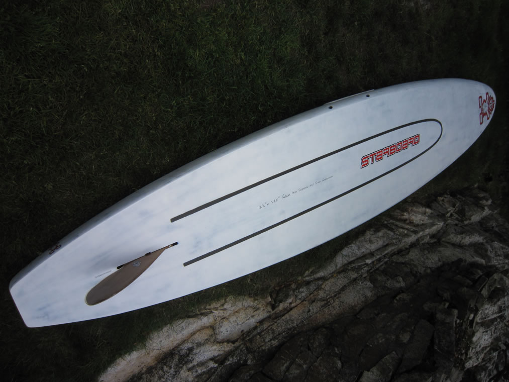 Starboard Race 12'6 Race Bottom