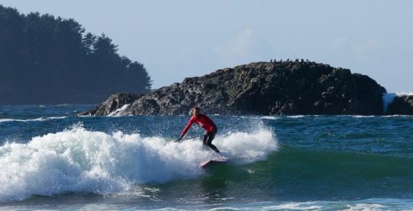 Tofino Paddle Surf Invitational SUP Surf
